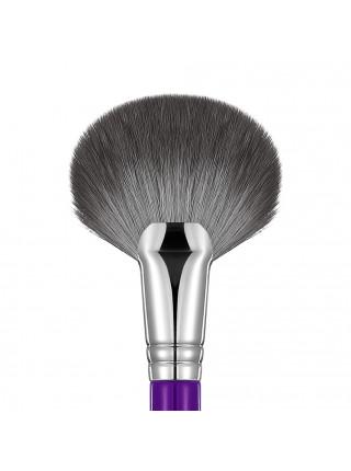 F649S - веерная кисть для макияжа лица.
